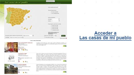 Las casas de mi pueblo - www.lascasasdemipueblo.com