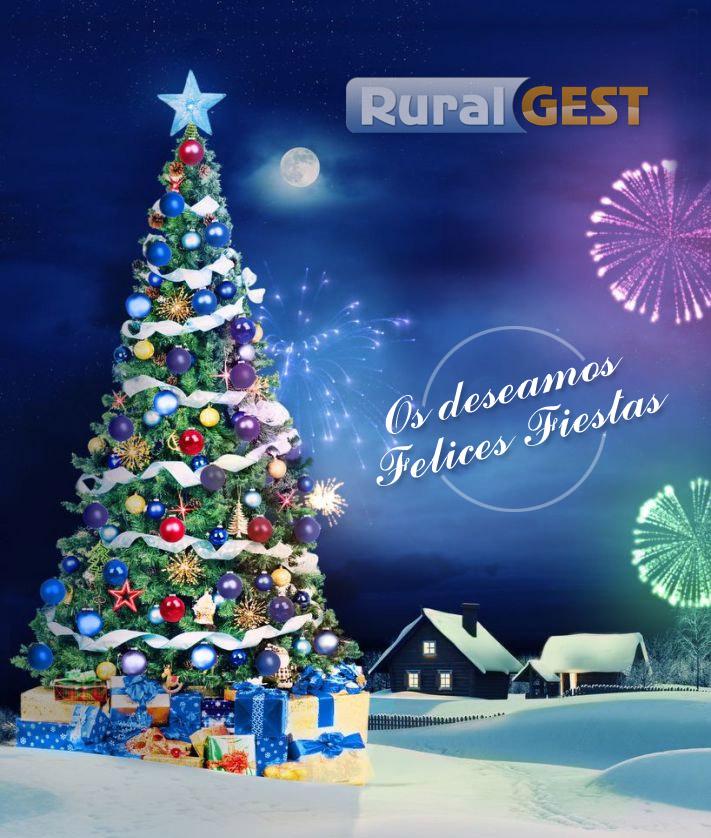 Felicitación Navidad 2013 RuralGest