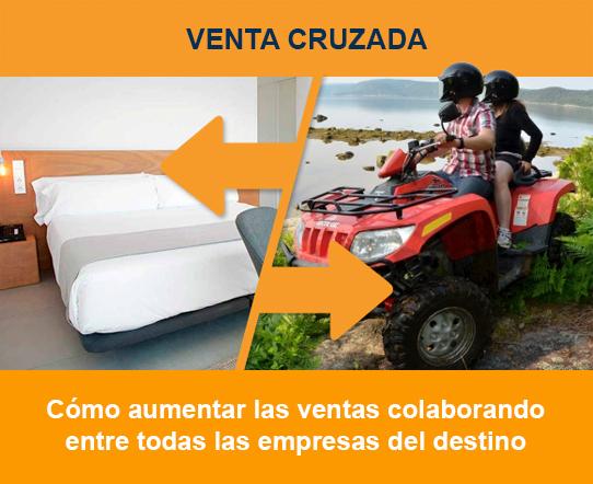 Venta cruzada Misterplan, herramienta para destinos turísticos